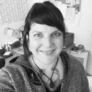 Zweite Vorsitzende des Vereins Ablatio mammae Selbstbewusst ohne Brust e.V einer Vereinigung von Frauen nach Brustamputation